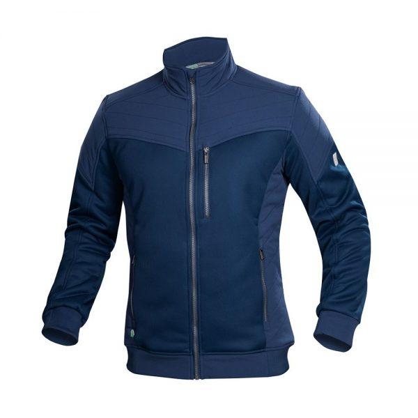 bluza de iarna hybrid bleumarin
