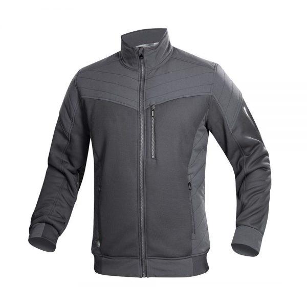bluza de iarna hybrid gri