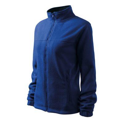 Bluza fleece dama Jacket albastru