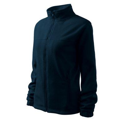Bluza fleece dama Jacket bleumarin