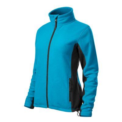 bluza fleece frosty dama azuriu