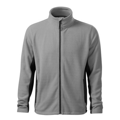 bluza fleece pentru barbati frosty gri