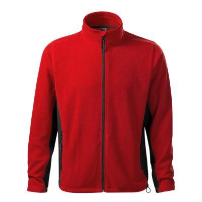 bluza fleece pentru barbati frosty rosu