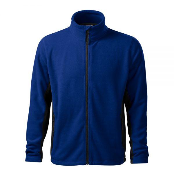 bluza fleece pentru barbati frosty albastru