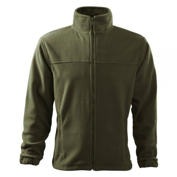 bluza fleece pentru barbati jacket military