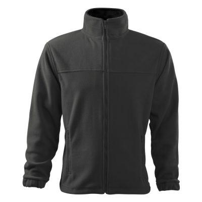 bluza fleece pentru barbati jacket gri