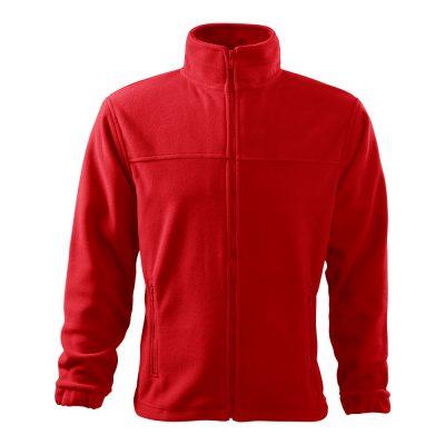 bluza fleece pentru barbati jacket rosu