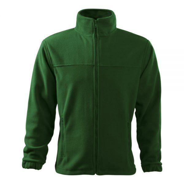 bluza fleece pentru barbati jacket verde