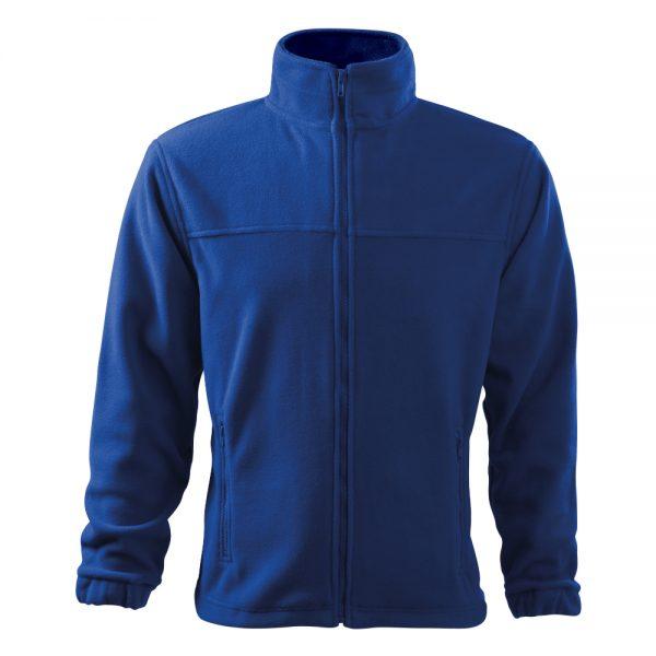 bluza fleece pentru barbati jacket albastru