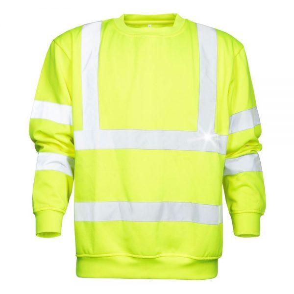 bluza reflectorizanta cu maneca lunga ref 301