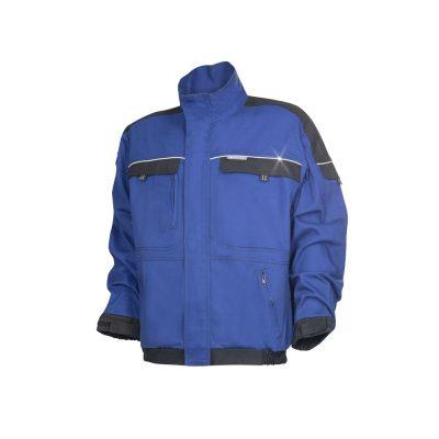bluza salopeta cool trend albastru cu negru