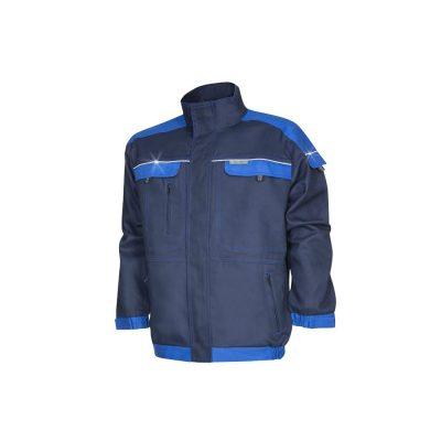 bluza salopeta cool trend bleumarin cu albastru