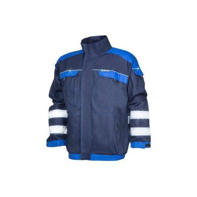 bluza salopeta reflectorizanta cool trend bleumarin