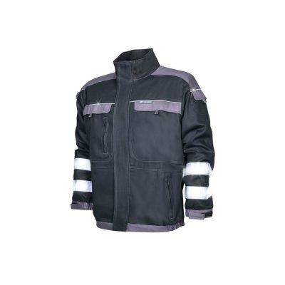 bluza salopeta reflectorizanta cool trend negru