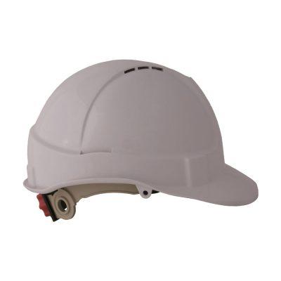 casca de protectie sh1 alb