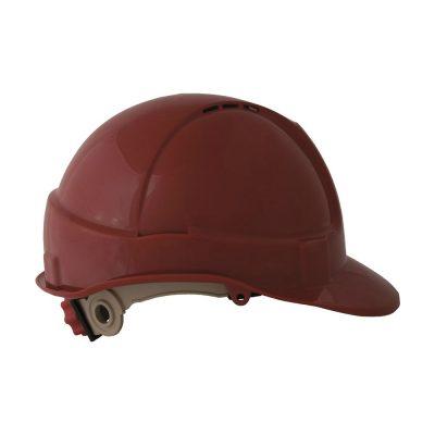 casca de protectie sh1 rosu