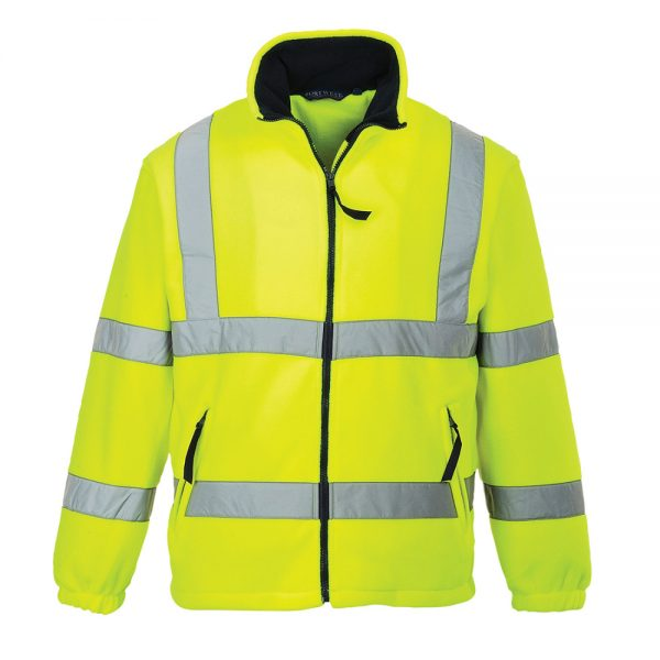 fleece polar reflectorizant mesh captusit