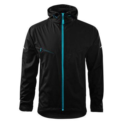jacheta cool pentru barbati negru