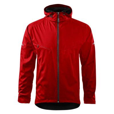 jacheta cool pentru barbati rosu