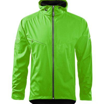 jacheta cool pentru barbati verde