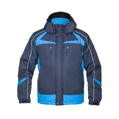 jacheta de iarna arpad bleumarin albastru