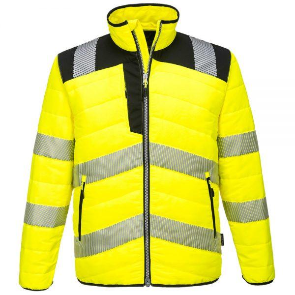 jacheta de iarna reflectorizanta pw3 baffle