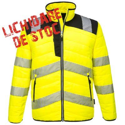 jacheta de iarna reflectorizanta lichidare stoc