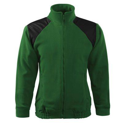jacheta fleece unisex hi-q verde