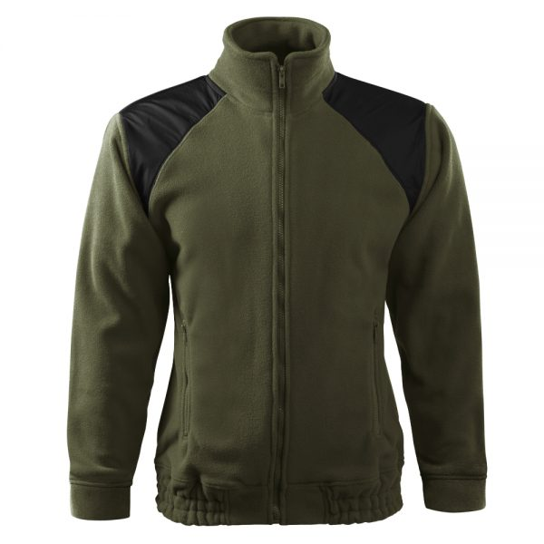 jacheta fleece unisex hi-q military