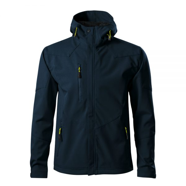 jacheta softshell pentru barbati nano bleumarin