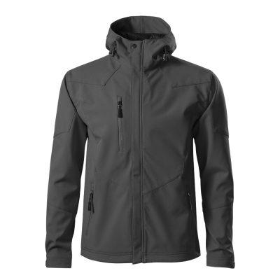 jacheta softshell pentru barbati nano gri