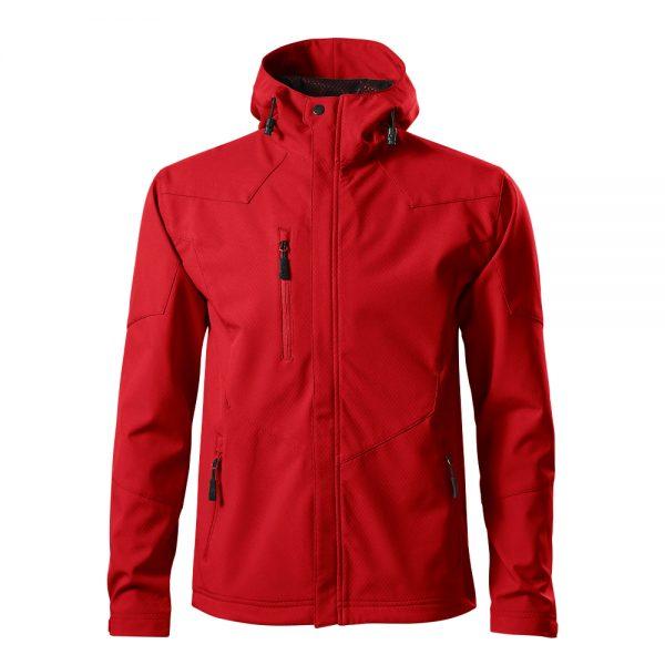 jacheta softshell pentru barbati nano rosu