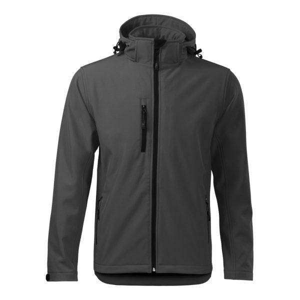 jacheta softshell pentru barbati performance gri