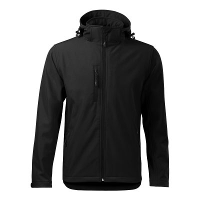 jacheta softshell pentru barbati performance negru