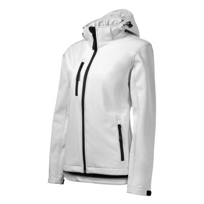 jacheta softshell performance dama alb