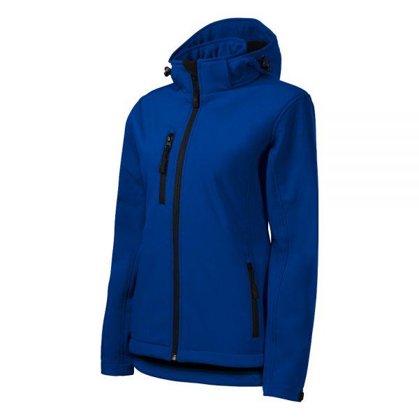 jacheta softshell performance dama albastru