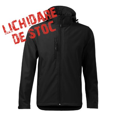 jacheta softshell pentru barbati performance negru ls