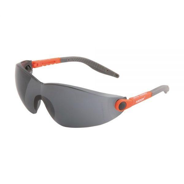 ochelari de protectie cu lentila fumurie v6100