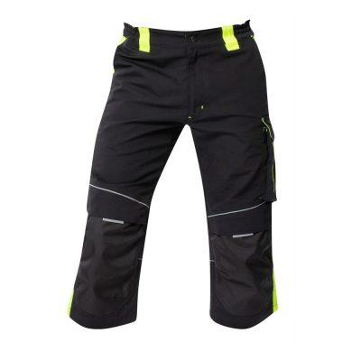 pantaloni 3/4 neon