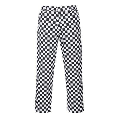 pantaloni de bucatar harrow chefs chessboard
