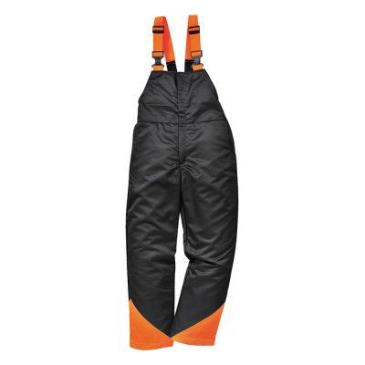 pantaloni salopeta cu pieptar oak forestier