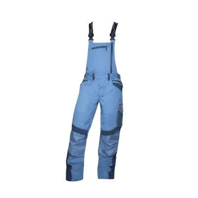 pantaloni salopeta R8ED cu pieptar