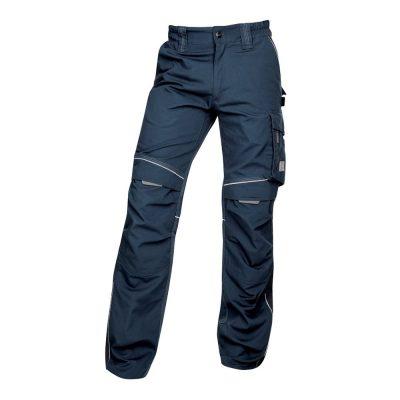pantaloni salopeta talie hidrofobizati urban bleumarin
