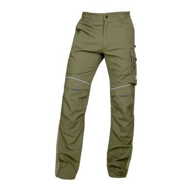 pantaloni salopeta talie hidrofobizati urban kaki