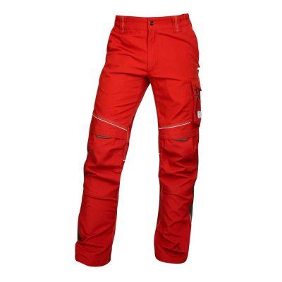 pantaloni salopeta talie hidrofobizati urban rosu