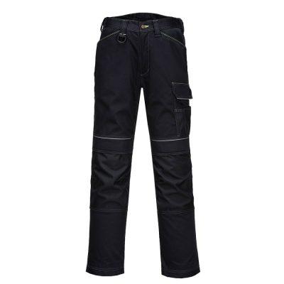 pantaloni salopeta talie pw3 urban negru