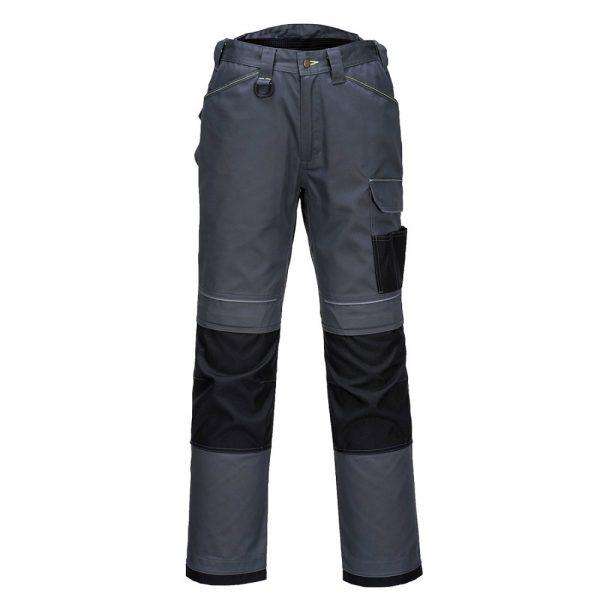 pantaloni salopeta talie pw3 urban gri