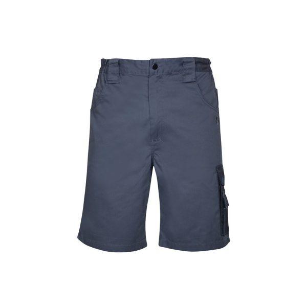 pantaloni scurti 4tech gri