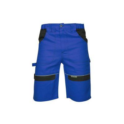 pantaloni scurti cool trend albastru negru