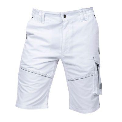 pantaloni scurti urban alb